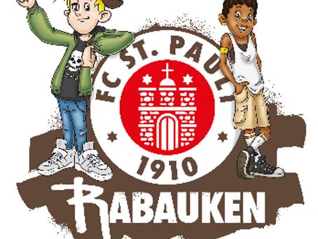 Trainingscamp des FC St. Pauli vom 02.-06.08.2021 auf dem Sportgelände in Waldrennach