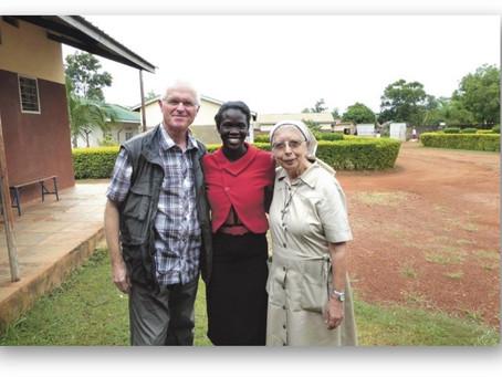 Mit Ruanda wird bereits der 4. Staat in Afrika mit Trikotspenden versorgt