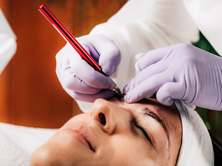 5 FAQs About Microblading Eyebrows