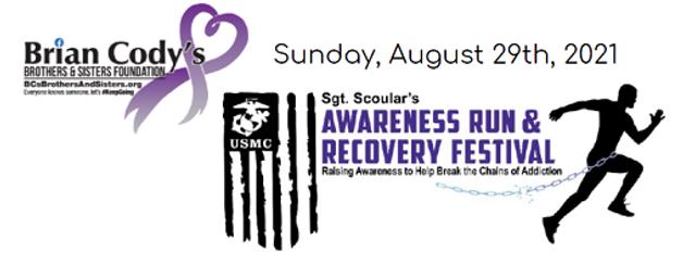 Sgt. Scoulars 5k - Full Event Banner - 2