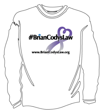 Brian Cody's Law Long Sleeve T-Shirt