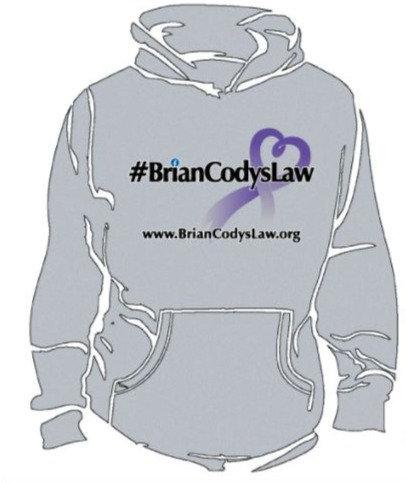 Brian Cody's Law Hoodie