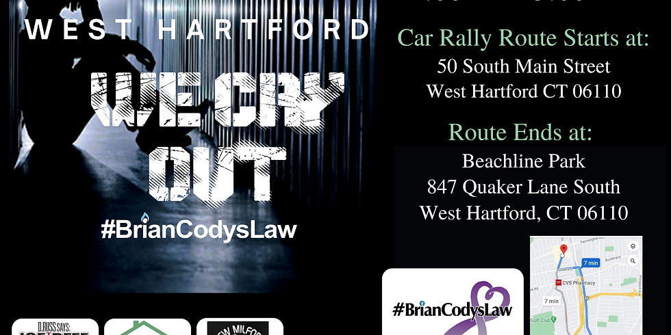 We Cry Out Caravan & Rally - W. Hartford