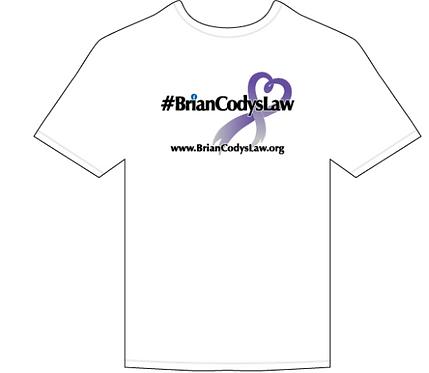 Brian Cody's Law Adult T-Shirt
