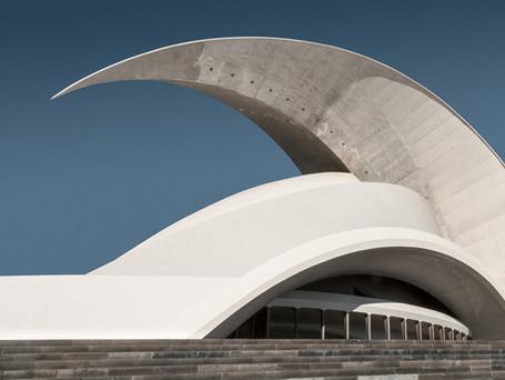 Auditorio de Tenerife, Santa Cruz de Tenerife, Spain.