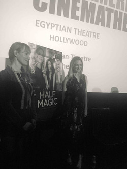 """Heather Graham's writing and directing debut feature """"Half Magic."""""""