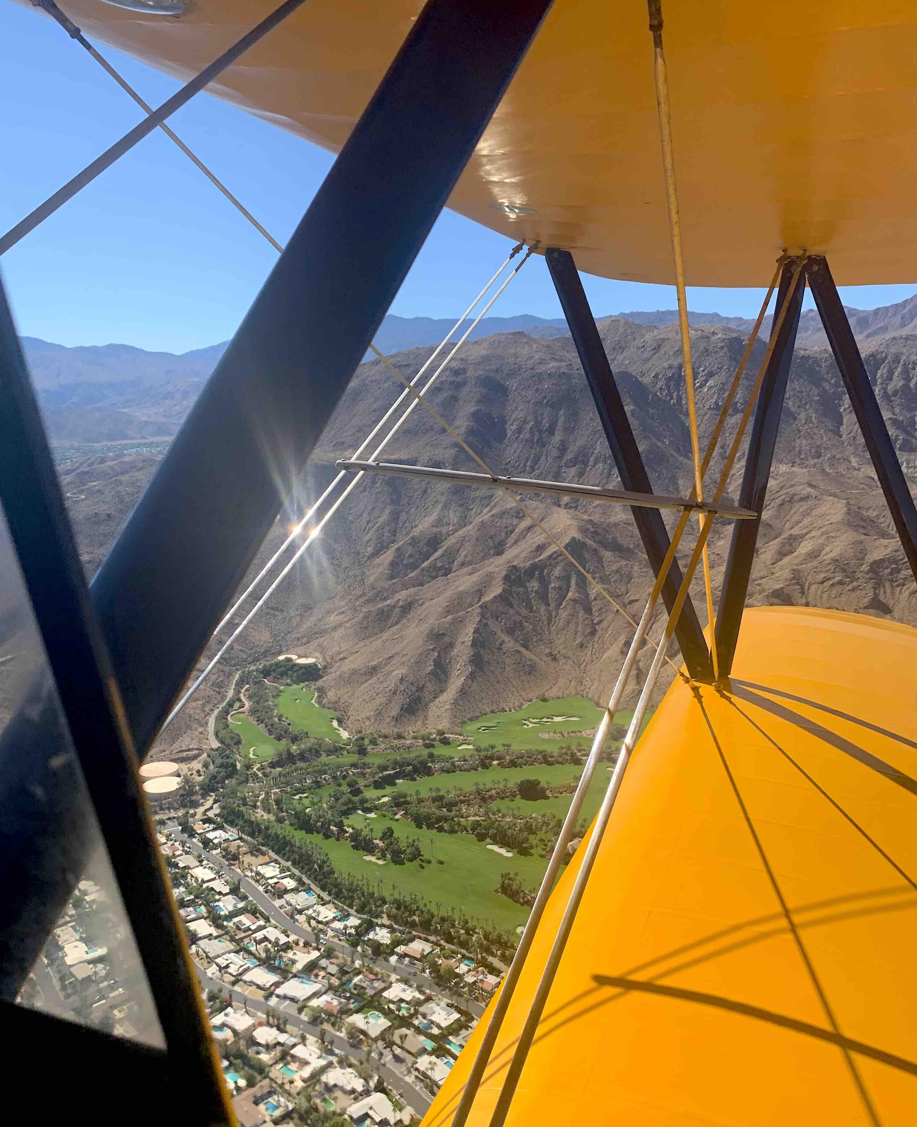 Aerial Palm Springs