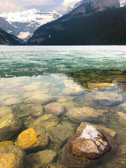 Lake Louise Ice