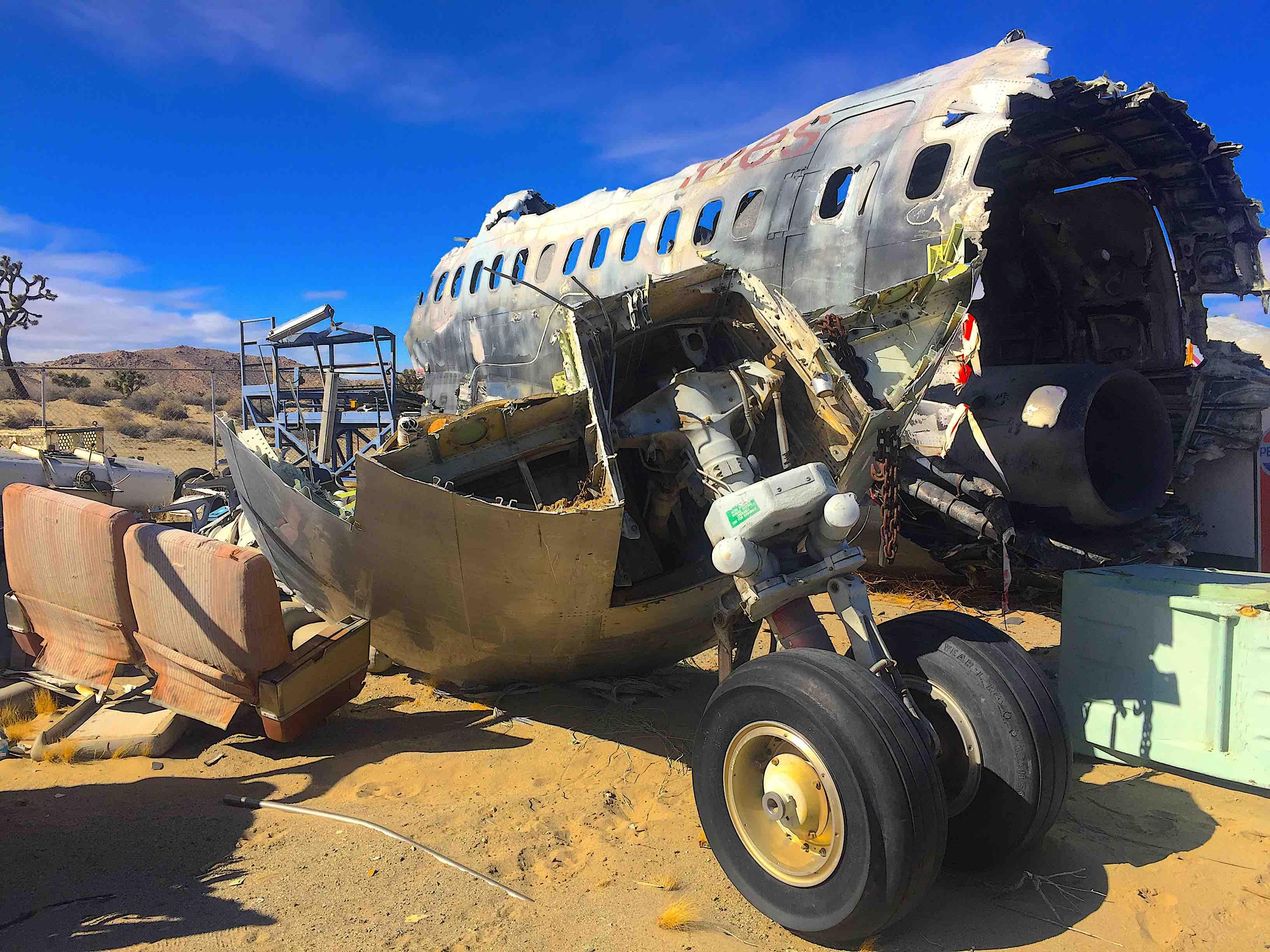 Plane Leftovers