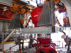 Mars B Field - TLP Drilling Rig BOP