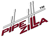 PipeZilla™ trademark logo