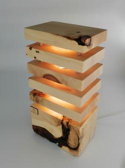 Zirben LED Stehlampe