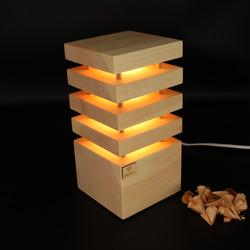 Zirbenlampe HolzGlanz