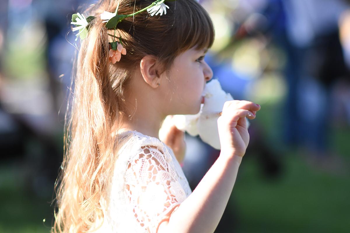 ילדה סוכר