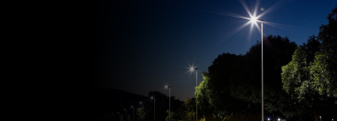 NEXO LED Street Light