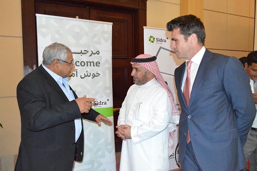 Mohammed Alnasser & Hans Te Loeke
