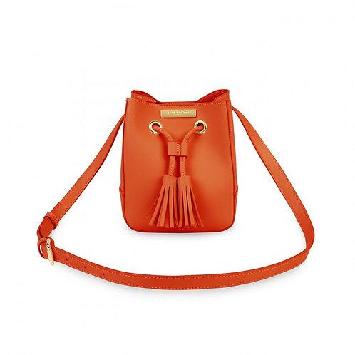 Katie Loxton Blair Bucket Bag | Burnt Orange