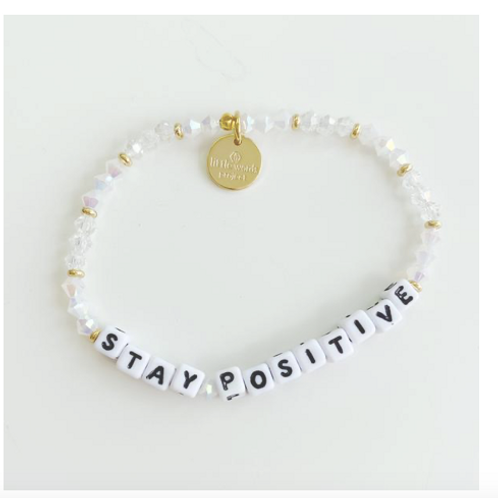 Little Words Project - Stay Positive