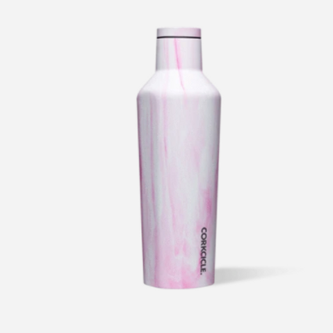 Corkcicle 16oz Origins Canteen - Pink Marble