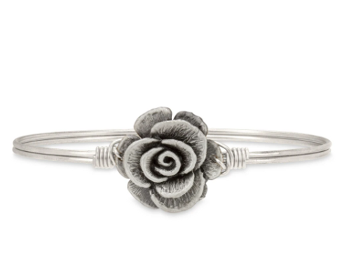 Luca & Danni Rose Bangle Bracelet -Regular