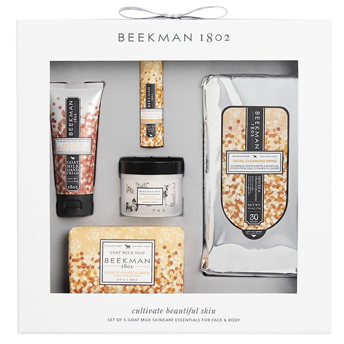 Beekman Honey & Orange Blossom 5-Piece Gift Set
