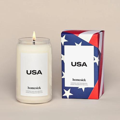 Homesick USA Candle