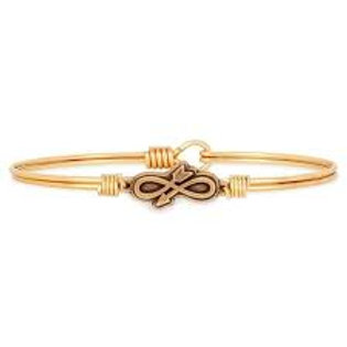 LUCA & DANNI EMBRACE THE  JOURNEY BANGLE  BRACELET - REGULAR