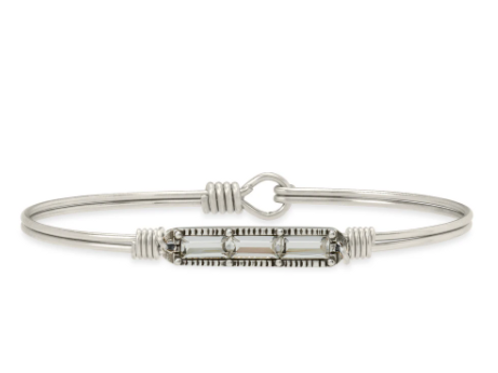 Luca & Danni Mini Hudson  Bangle Bracelet -Regular
