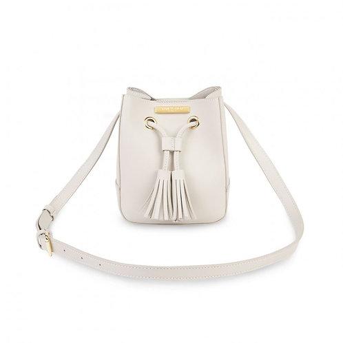 Katie Loxton Blair Bucket Bag | Off White