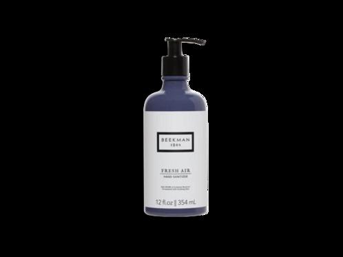 Beekman Fresh Air 12oz Hand Sanitizer