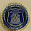 """Thumbnail: 1.75"""" YPD Traffic Division Challenge Coin"""