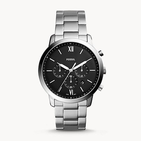 FOSSIL Neutra Chronograph Stainless Steel Watch