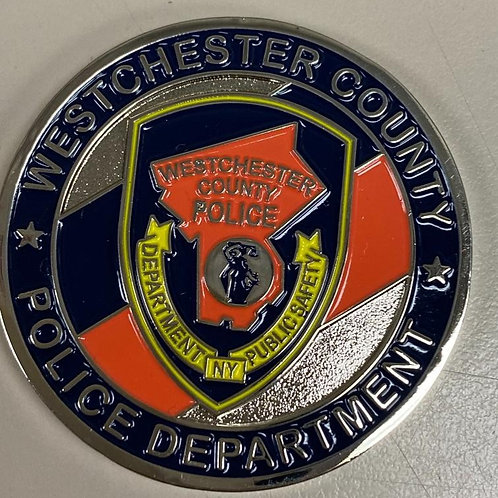 Westchester County Police Department Challenge Coin