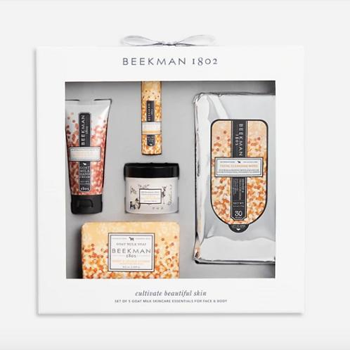 BEEKMAN HONEY & ORANGE BLOSSOM FAVORITES SET