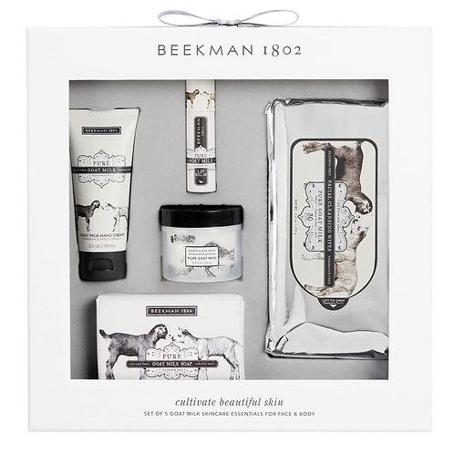 Beekman Pure Goat Milk 5-Piece Gift Set