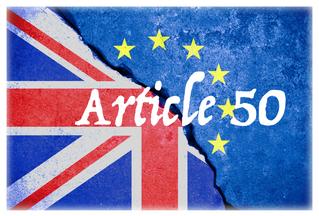 BREXIT IS FINALLY UNDERWAY - EURO REGION UPDATE