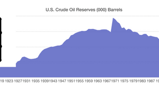 U.S. OIL RESERVES AT RECORD HIGHS - OIL MARKET REVIEW