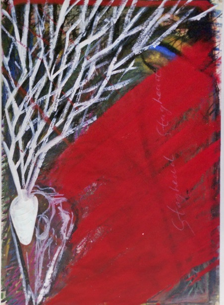 Emil Agayev, №202 STAGHEAD STAGHEART