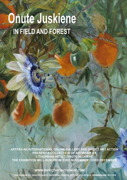 """""""IN FIELD AND FOREST"""""""