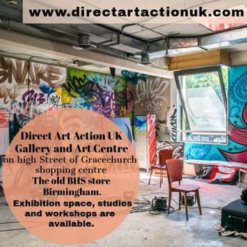 Direct Art Action UK