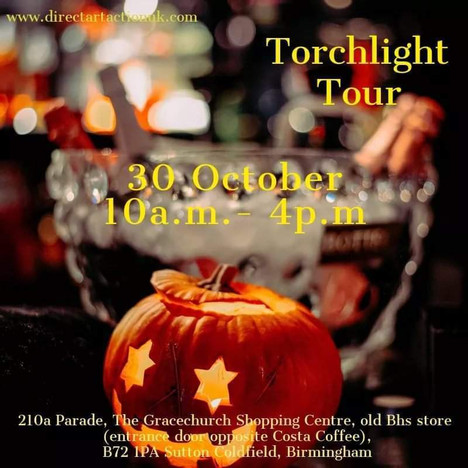 Torchlight Tour