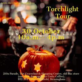 Torchlight Tour