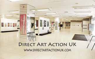 Direct Art Action UK, Birmingham, would like to invite your institution to exhibit with our Gallery