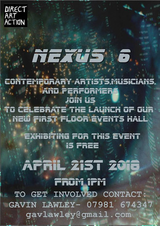 Nexus 6 at Direct Art Action