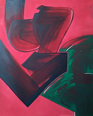 Scant_Foothold_2._Acrylic_on_canvas._50x