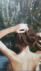 Bath 3 by Oshrat Helen Bentor