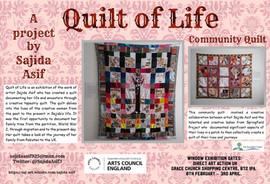 Sajida Asif at Direct Art Action UK