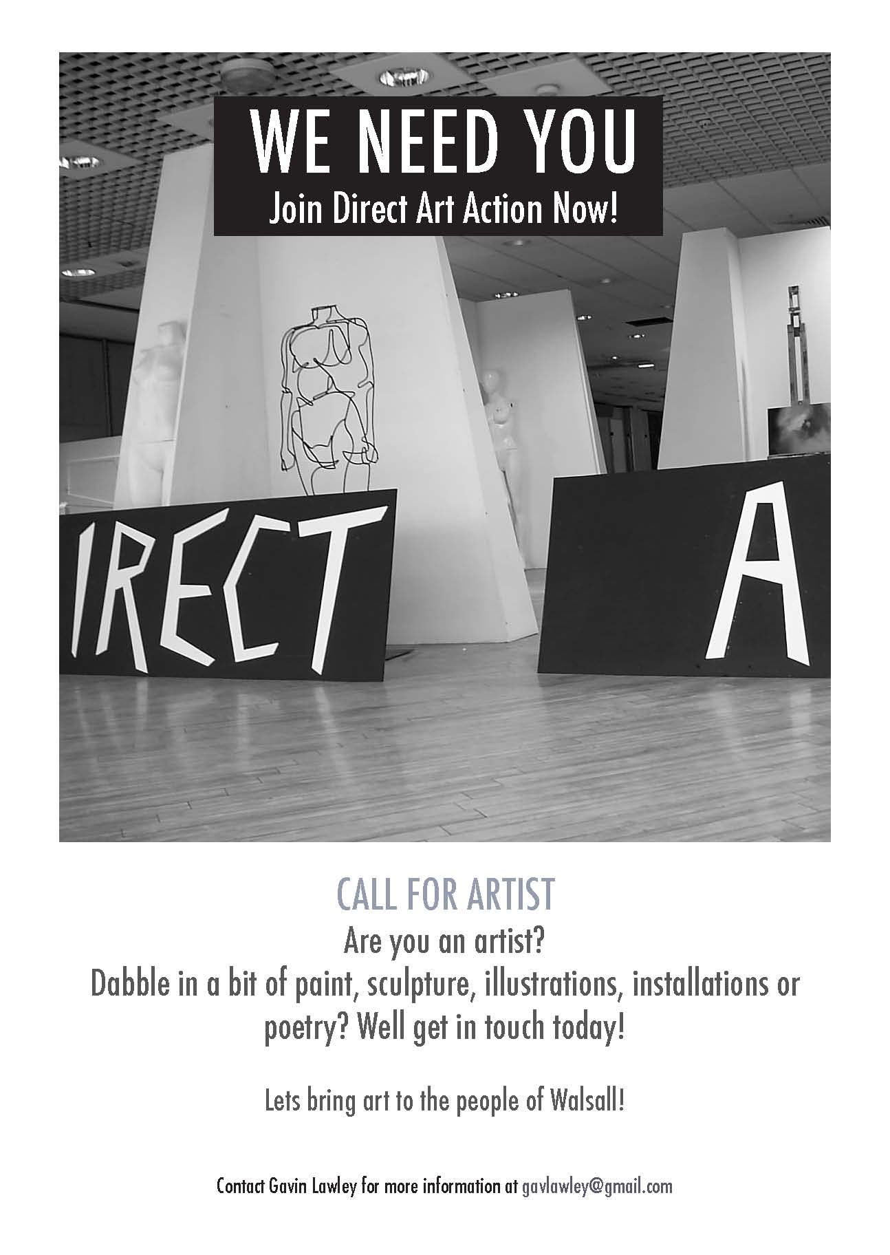 Direct Art Action