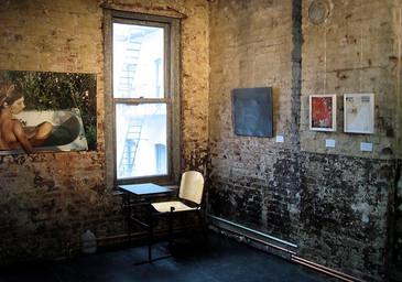 Installation Views, New York
