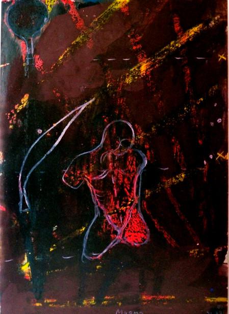 Emil Agayev, Work #160